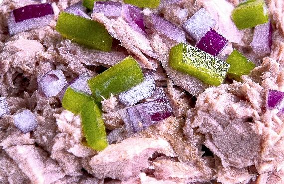 Toastyfresh® Tuna, Peppers and Onion