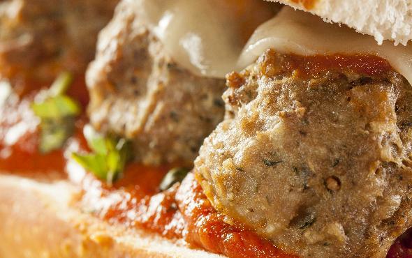 Toastyfresh® Spicy Italian Meatballs