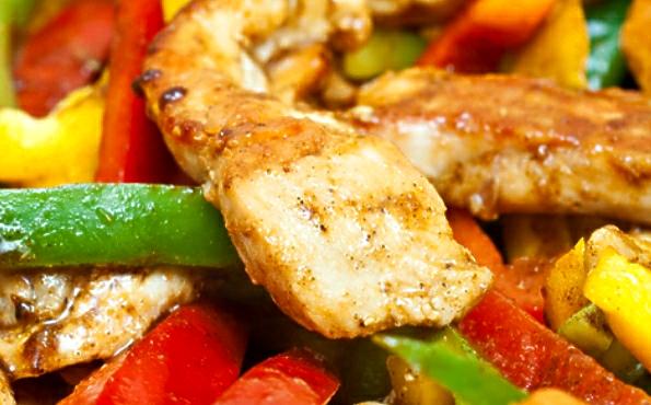 Toastyfresh® Chicken and Mediterranean Vegetables