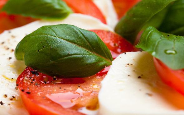 Toastyfresh® Mozzarella, Tomato and Basil