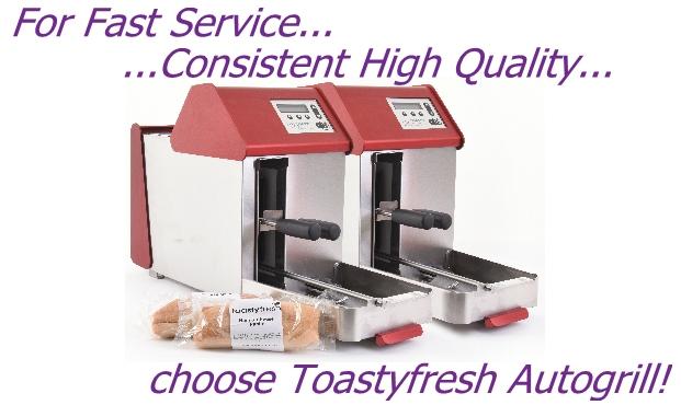 Toastyfresh® Autogrill