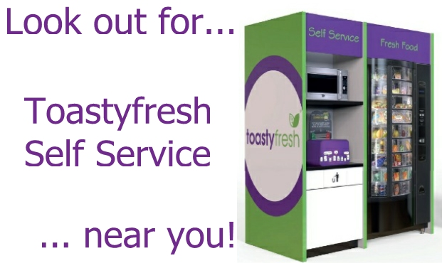 Toastyfresh® Self Service
