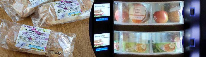 Toastyfresh® Self Service Vending