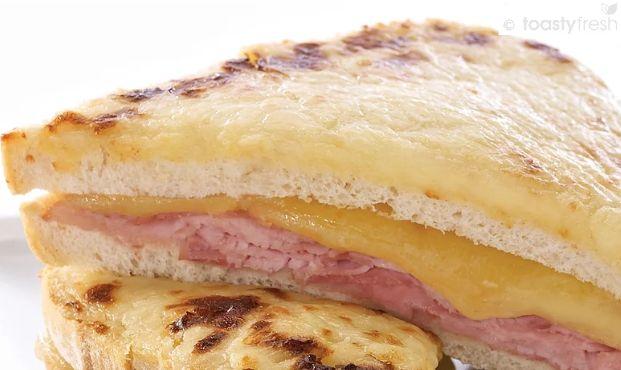 Toastyfresh® Croque Monsieurs